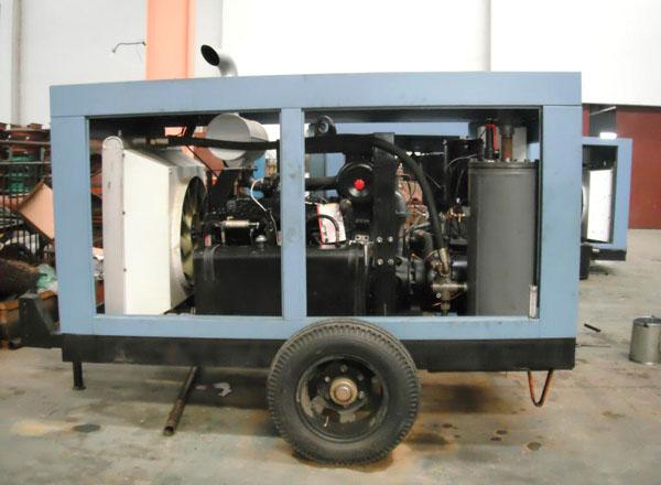 螺杆式空压机应用案例