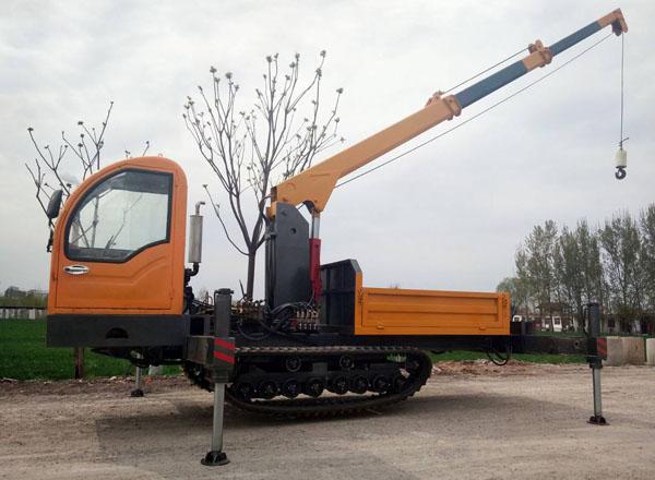 工程和农用机械应用案例